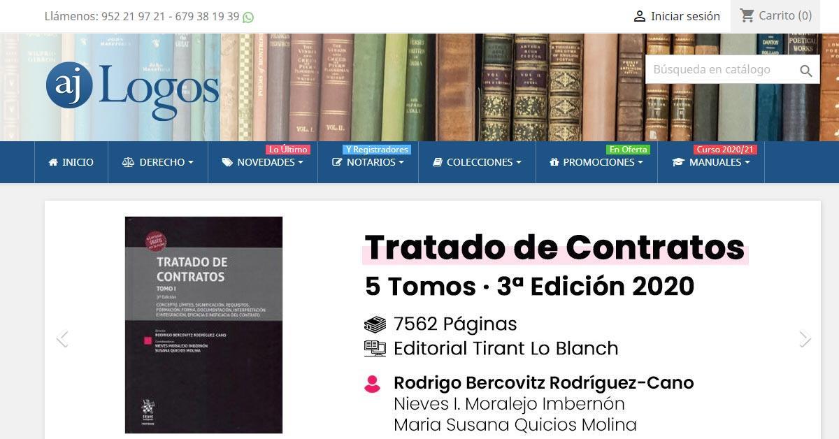 Librería Jurídica Logos
